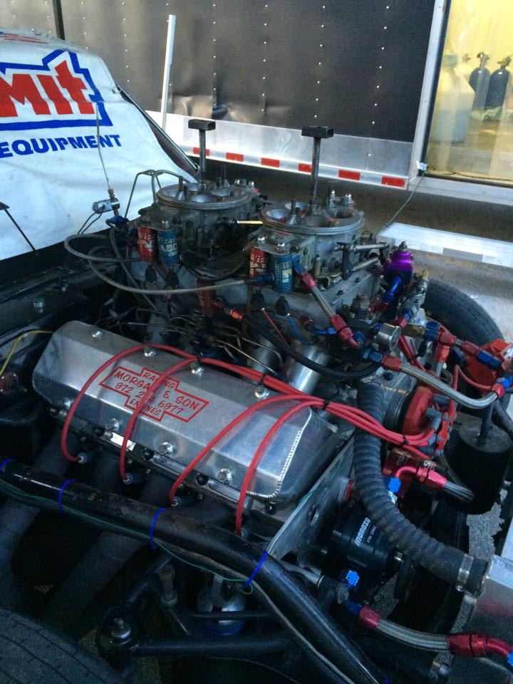 Photo Gallery of Work - Morgan and Son Racing Engines