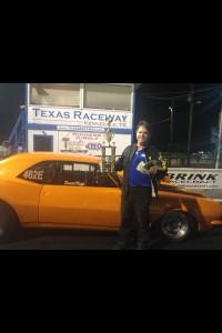 David KOPP winner TXR 7/5/2013