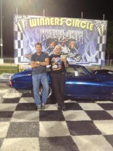 Paul Harris Winner 6/22/2013  Redline Raceway