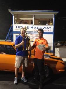 David KOPP winner TXR